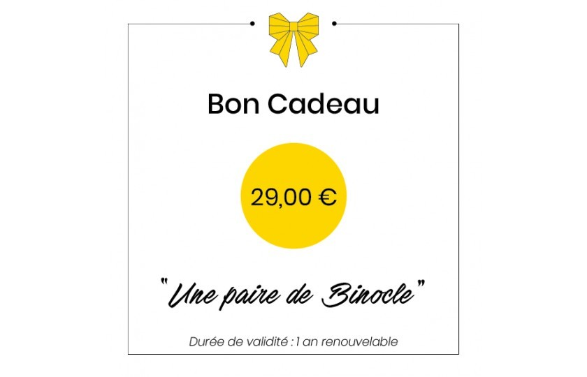 copy of Gift card - 39€