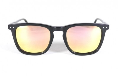 Lunettes de soleil Square copy of Square Noir Brillant - Pk 49,00 €