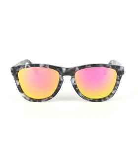 Ivory - Pink Lenses