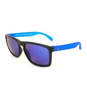 Lunettes de soleil Daytona Noir - Verres Bleu - Bleu 29,00€