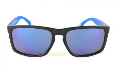 Black - Blue Lenses - Blue Arms