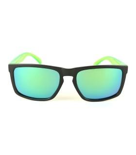 Noir - Verres Vert - Vert