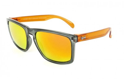 Lunettes de soleil Daytona Daytona Gris - Verres Red Fire - Orange 29,00€