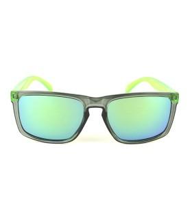 Gris - Verres Vert - Vert
