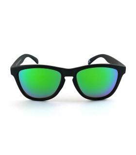 Black - Green Lenses - Noir