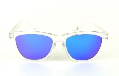 Lunettes de soleil Original Transparent - Verres Bleu - Transparent 29,00€