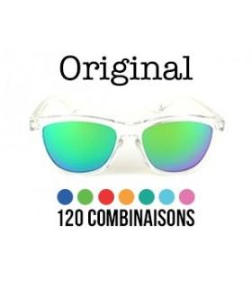 Original Custom Transparent Shinny
