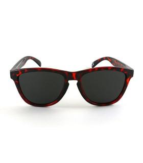 Full Shiny Tortoise - Grey lenses