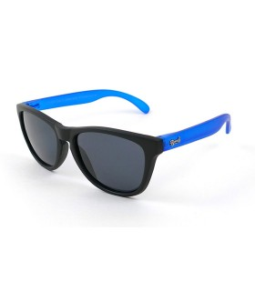 Black - Grey Lenses - Blue