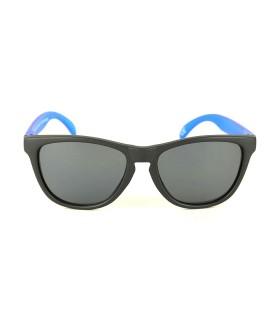 Noir - Verres Gris - Bleu