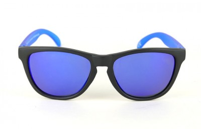 Black - Blue Lenses - Blue