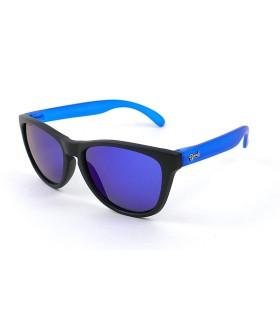 Black - Blue Lenses - Blue