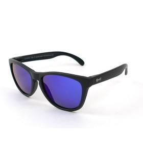 Black - Blue Lenses - Black