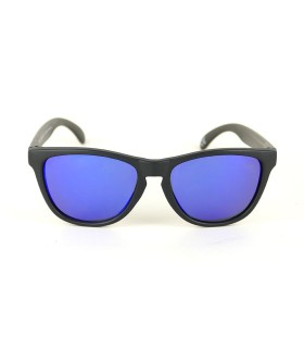 Noir - Verres Bleu - Noir