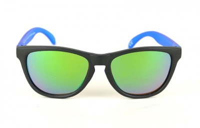 Black - Green Lenses - Blue