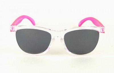 Black - Grey Lenses - Pink