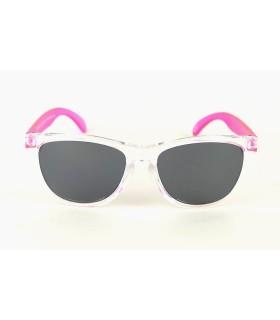 Black - Grey Lenses - Pink