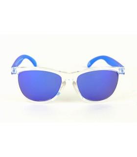 Transparent - Verres Bleu - Bleu