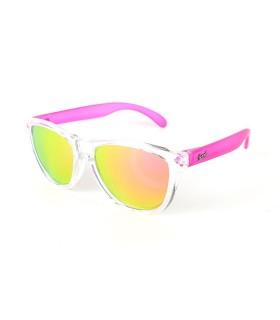 Transparent - Pink Lenses - Pink