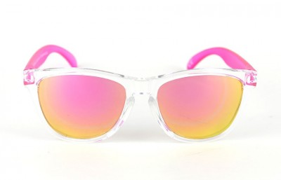 Transparent - Pink Lenses - Pink