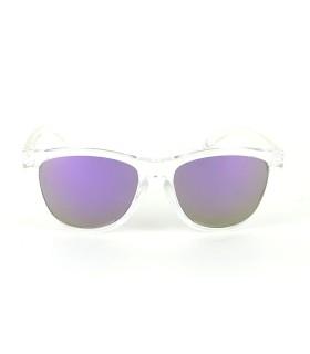 Transparent - Verres Violet - Transparent