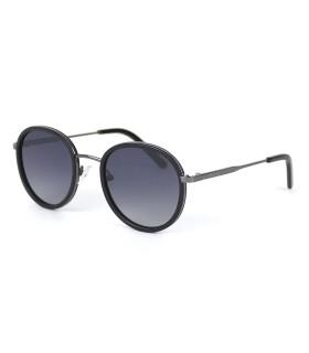 GunMetal- Grey lenses - Black