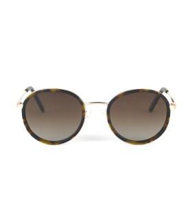 Gold - Verres Brun - Ecaille Mat
