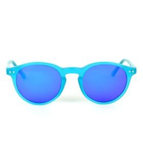 Bleu Lagon Brillant - Verres Bleu