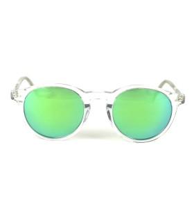 Transparent Brillant - Verres Vert