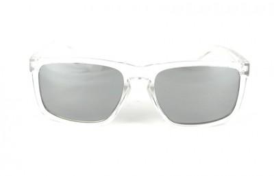 Full Transparent - Silver Lenses