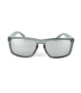 Blanc - Verres Silver -  Gris transparent