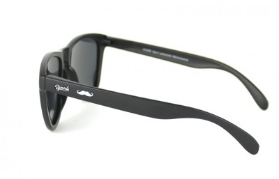 Mo-Original Black - Grey glasses