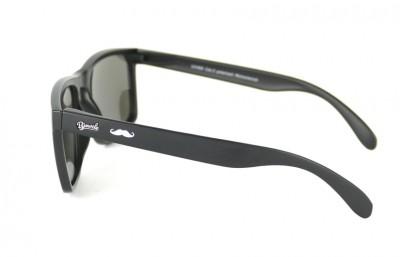 Lunettes de soleil Movember Mo-Daytona Noir - Verres Silver 29,00€