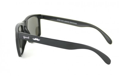 Mo-Daytona Black - Ice Blue glasses