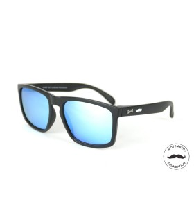 Mo-Daytona Noir - Verres Ice Blue