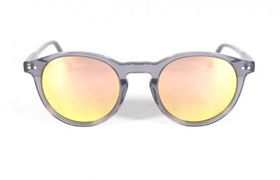 Grey Transparent - Grey Lenses
