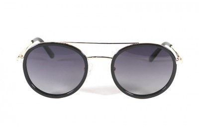 Lunettes de soleil double-pont Arizona Or Brillant - No.Gr 49,00 €
