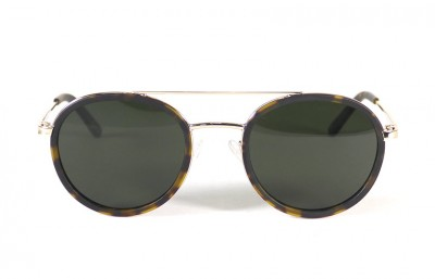 Lunettes de soleil double-pont Arizona Or Brillant - Em.G15 49,00 €