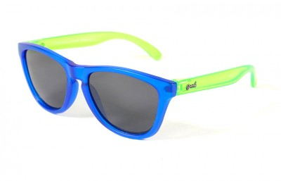 Blue - Grey glasses - Green