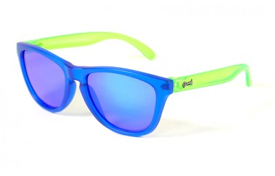 Blue - Blue glasses - Green
