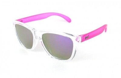 Transparent - Violet glasses - Pink