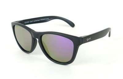 Black - Violet glasses - Black