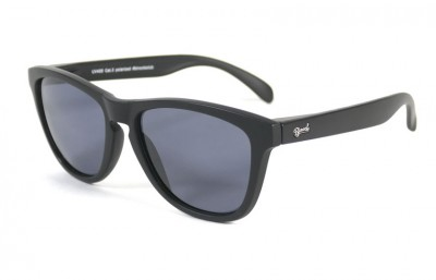 Black - Grey glasses - Black