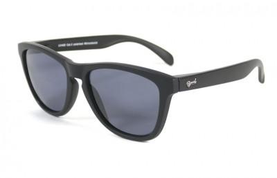 Black - Grey glasses - Black