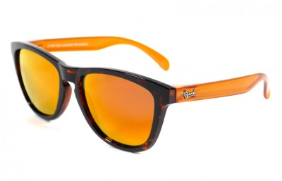 Lunettes de soleil Original Ecailles Brillantes - Verres Red Fire - Orange 29,00 €