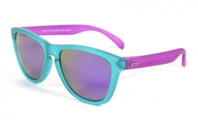 Duck Blue - Violet glasses - Violet