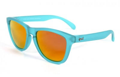 Duck Blue - Red fire glasses - Duck Blue