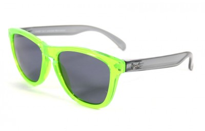 Green - Grey glasses - Grey