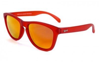 Red - Red fire glasses - Red