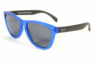 Blue - Grey glasses - Black